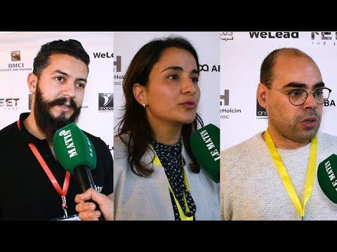 Video : Meet the lead 2019: La parole aux startuppers
