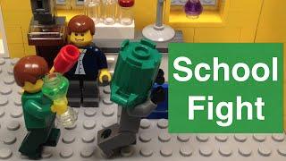 LEGO School Fight
