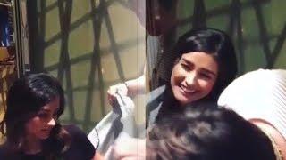 Super caring & protective Enrique Gil. Liza Soberano kilig na kilig ❤️😂