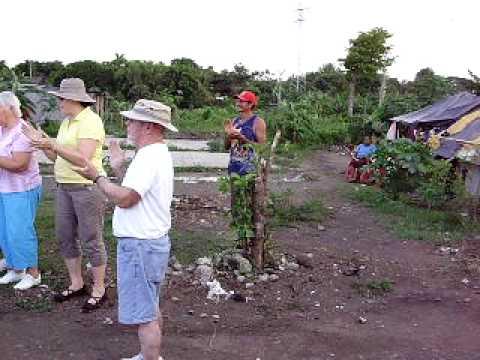 Ministry in Manchester slum of Managua Nicaragua