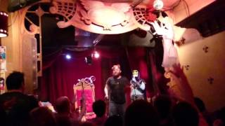 Will Shaw Crazy on You by Heart The Trocadero Karaoke Gung Show