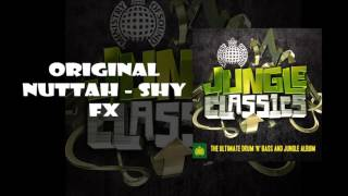 Original Nuttah - Shy FX  Audio HD