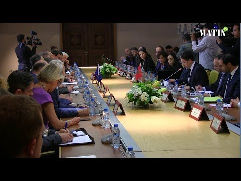 Video : Réunion de lancement des négociations pour le renouvellement de l'accord de pêche Maroc-UE