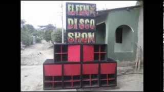 Fenix Disco Show.... La Santa Mr Black