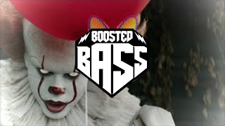 Hard Scary Rap Beat | Horror Hip-Hop Instrumental [Bass Boosted]