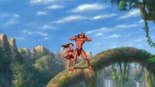 Tarzan - Two Worlds Reprise Greek