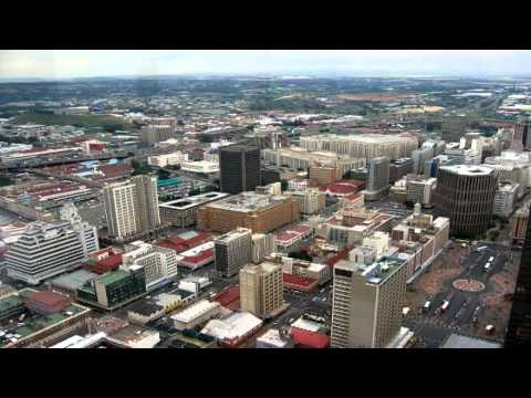 Jason's Journeys – Johannesburg Pt1