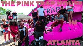 Pink Trap House Atlanta Landmark | 1530 Howell Mill Rd