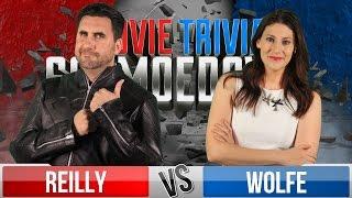 Movie Trivia Schmoedown - Mark Reilly Vs. Clarke Wolfe