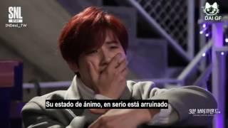 SNL Korea 8 - Novio en 3 Minutos con CNU de B1A4 [Sub español]
