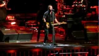 Bruce Springsteen - Death to My Hometown (Live in L.A. with Tom Morello) 4/27/12