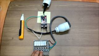 How to modify RCD sensitivity