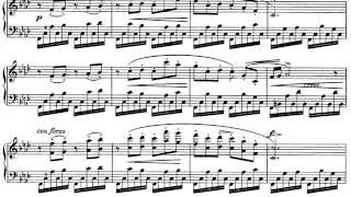 Chopin: Estudio nº 9 en Fa menor Op. 10