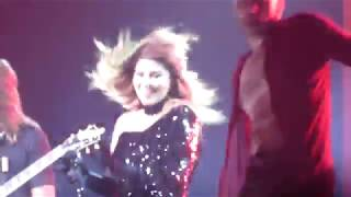 SHANIA TWAIN Singing Man I Feel Like A Woman live NOW TOUR 2018 HD
