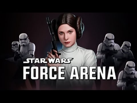 Star Wars Force Arena Review