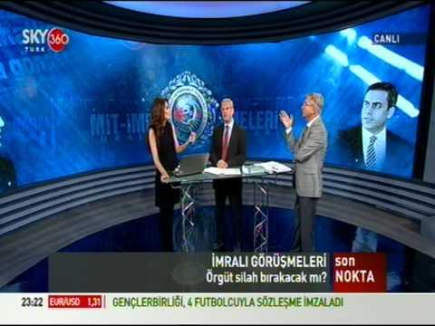 Skyturk360 - Son Nokta Programı - Mesut Ülker - 04.01.2013