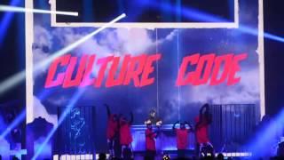Culture Code live @ The Eventim Apollo, London - 28/10/16