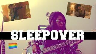 Hayley Kiyoko // SLEEPOVER // BASS COVER