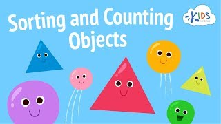 Sorting and Counting Objects