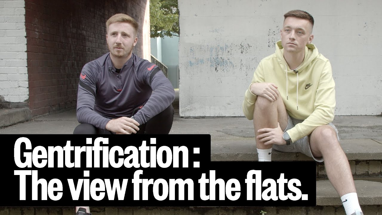 Gentrification – The View from Dublin's Inner City | Ireland's Housing Crisis