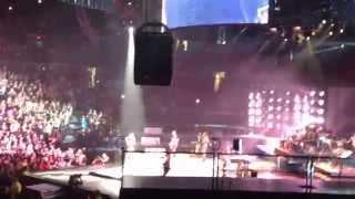 Rihanna Umbrella Live 2013 Edmonton