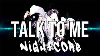(NIGHTCORE) TAlk tO Me (with Rich The Kid) - Tory Lanez