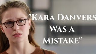 "Supergirl- ""Kara Danvers Was a Mistake"""