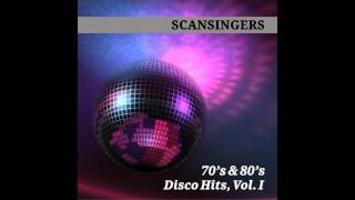 08 Scansingers - Your Sexy Thing - 70s and 80s Disco Hits, Vol. I