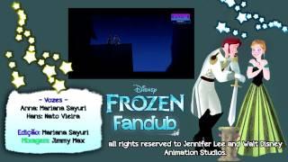 Vejo Uma Porta Abrir - Frozen (FANDUB) HD