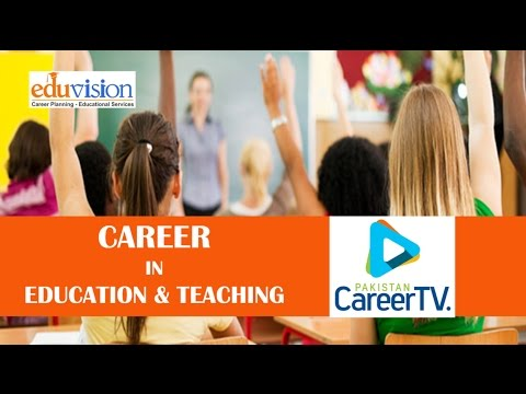 Career in Teaching and Education