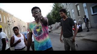 Lor Myddie - Hot Nigga Freestyle