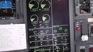 Embraer 175 engine start