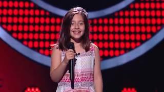 Sofia Maldonado - Não é Verdade - The Voice Kids