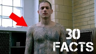 30 Facts You Didn't Know About Prison Break width=
