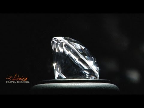 Cape Town Diamond Museum  – Africa Travel Channel