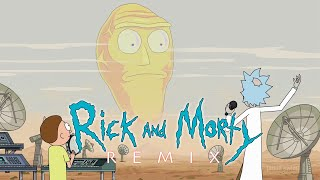 Schwifty Beat (Rick and Morty Remix)