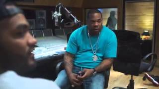 "Busta rhymes reaction to JOYNER LUCAS ""Ross cappiccioni"" VIDEO"