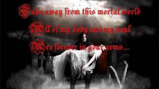 Luna Aeterna- In your arms (with lyrics)