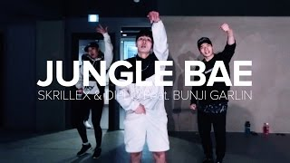 Jungle Bae - Skrillex & Diplo Feat. Bunji Garlin/ Namji Youn Choreography