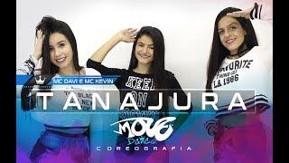 Tanajura - Mc Kevin e Mc Davi - Coreografia - Move Dance Juvenil