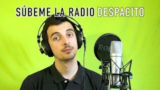 Enrique Iglesias/Luis Fonsi - Súbeme la radio despacito (Cover by Manu España)