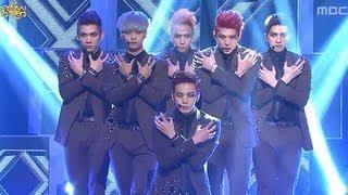 VIXX - On and On, 빅스 - 다칠 준비가 돼 있어, Music Core 20130119