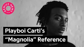 """How Playboi Carti's """"Magnolia"""" Connects To New Orleans Rap History"""