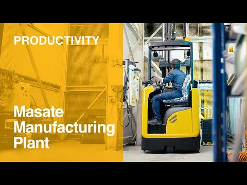 Yale - Masate Manufacturing Plant. Assembly and Testing