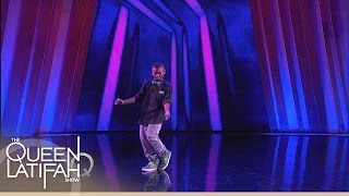 Dance Sensation Lil' Kida Performs | The Queen Latifah Show
