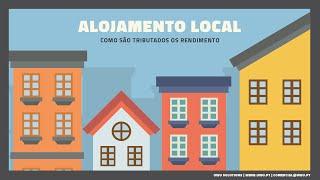 Alojamento Local - Como são tributados os rendimentos