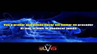 LIBRE SOY FROZEN KARAOKE   DJ ELVIS