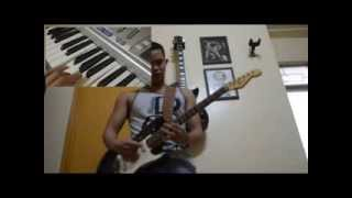 Klingande - Jubel Guitar and Keyboard Cover