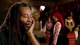 Bobby McFerrin about his work with the Bulgarian choir Angelite