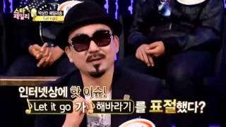 영화 OST 'Let it go' 가 박상민의 '해바라기'를 표절했다?!_채널A_스타 패밀리송 11회